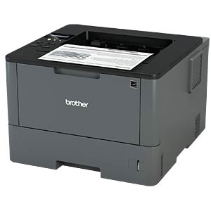 Laserdrucker / USB/LAN / 40S / Duplex BROTHER HLL5100DNG1