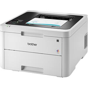 Laserdrucker, Color, WLAN, LAN, 18 S/min, Duplex, inkl. UHG BROTHER HLL3230CDWG1