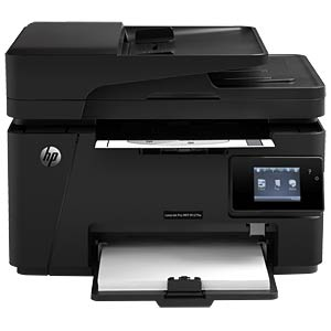 4in1 Multifunktionslaserdrucker mit LAN/WLAN HEWLETT PACKARD CZ183A#B19