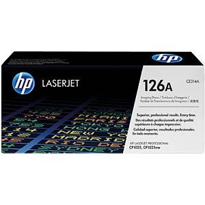 Belichtungstrommel, HP 126A LaserJet HEWLETT PACKARD CE314A