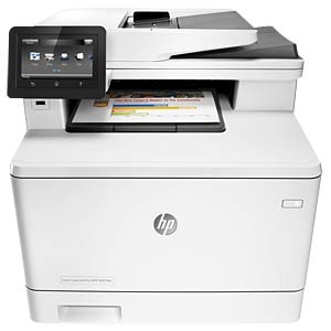 4-in-1 A4 colour multifunction printer HEWLETT PACKARD CF379A#B19