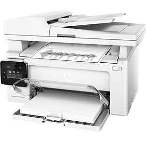Multifunktionslaserdrucker, 4 in 1, WLAN, LAN, 22 S/min HEWLETT PACKARD G3Q60A