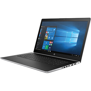 Laptop, ProBook 470G5, SSD, Windows 10 Pro HEWLETT PACKARD 4QW94EA#ABD