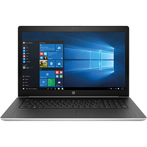 Laptop, ProBook 470G5, SSD, Windows 10 Pro HEWLETT PACKARD 4QW96EA#ABD