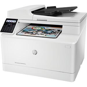 Drucker, Color, Laser, 4 in 1, WLAN, LAN, USB HEWLETT PACKARD T6B71A