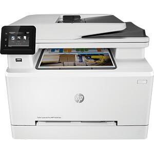 Laserdrucker, Multifunktion, Color, LAN, USB, Duplex, inkl. UHG HEWLETT PACKARD T6B81A#B19