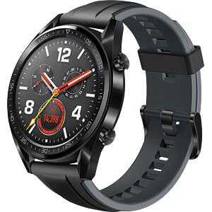 Smartwatch, HUAWEI Watch GT, schwarz HUAWEI 55023255