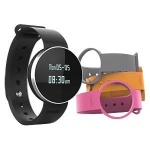 Körperwaage, Bluetooth, BMI, Aktivitäts-Tracker IHEALTH DUOFITNESS