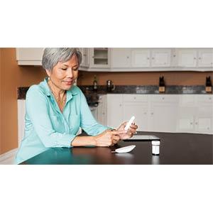 Blutzuckermessgerät, für Diabetes-Patienten IHEALTH BG5-KIT