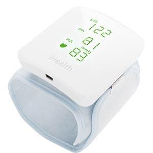 Blutdruckmessgerät, Bluetooth, Handgelenk IHEALTH BP7S