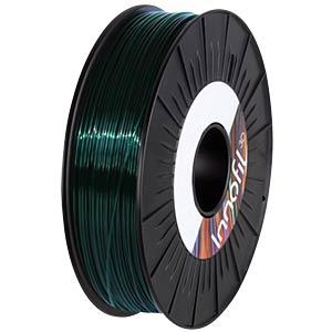 PLA filament — dark green transparent — 2.85 mm INNOFIL3D 0025