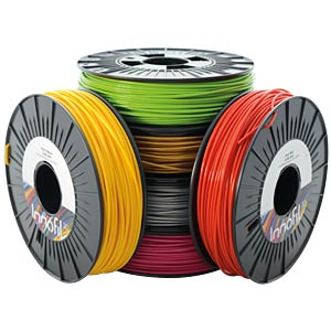 PLA Filament - orange transparent - 2,85 mm INNOFIL3D 0010