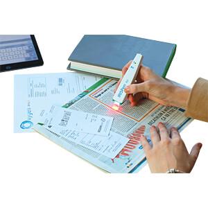 Stift-Scanner kabellos, weiß IRIS 458512