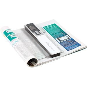 Mobiler Buch-Scanner, 30 S/min, weiß IRIS 458739