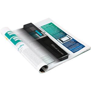 Mobiler Buch-Scanner, WLAN, 30 S/min, schwarz IRIS 458742