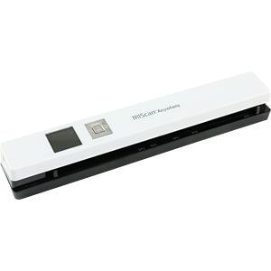 Mobiler Scanner mit Display, 12 S/min, weiß IRIS 458844