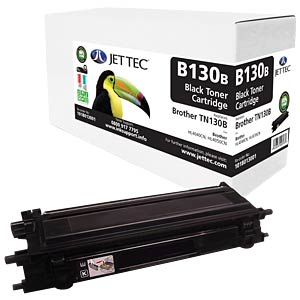 Toner - Brother - black - TN-130 - compatible JET TEC B130B