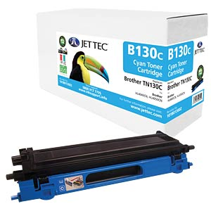 Toner - Brother - cyan - TN-130 - compatible JET TEC B130C