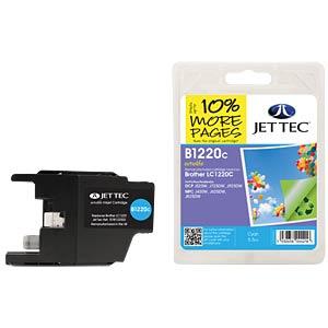 Ink - Brother - cyan - LC1220 - refill JET TEC B1220C