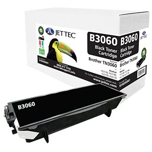 Toner - Brother - black - TN3060 - compatible JET TEC B3060