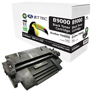 Toner - Brother - schwarz - TN9000 - rebuilt JET TEC B9000
