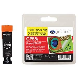 Tinte - Canon - schwarz - PGI-525 - refill JET TEC CP55B