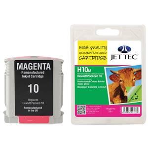 Tinte - HP - magenta - 10 - refill JET TEC H10M