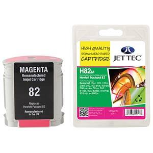 Ink - HP - magenta - 82 - refill JET TEC H82M
