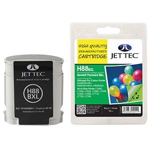 Tinte - HP - schwarz - 88XL - refill JET TEC H88BXL