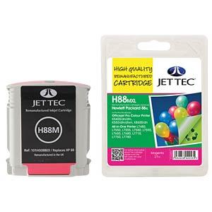 Ink - HP - magenta - 88 - refill JET TEC H88MXL