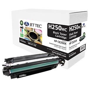 Toner - HP - black - CE250A - compatible JET TEC H250