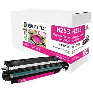 Toner - HP - magenta - CE253A - rebuilt JET TEC H253