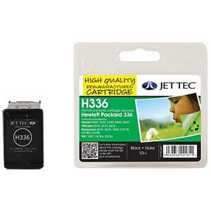 Tinte - HP - schwarz - 336 - refill JET TEC H336