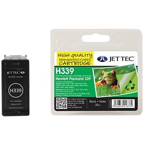 Tinte - HP - schwarz HC - 339 - refill JET TEC H339