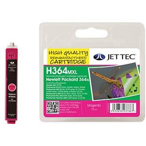 Kleur - HP - magenta - 364XL - navulling JET TEC H364MXL