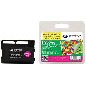 Tinte - HP - magenta - 933XL - refill JET TEC H933MXL