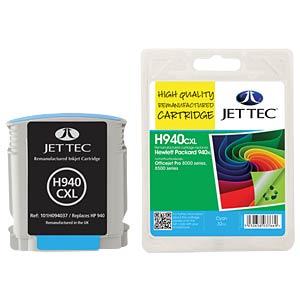 Tinte - HP - cyan - 940XL - refill JET TEC H940CXL
