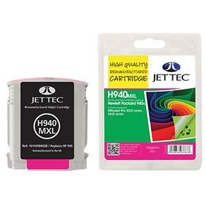 Tinte - HP - magenta - 940XL - refill JET TEC H940MXL
