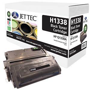 Toner - HP - schwarz - Q1338A - rebuilt JET TEC H1338