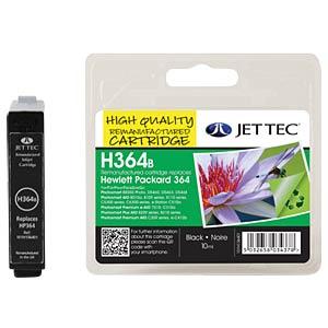 Tinte - HP - schwarz - 364 - refill JET TEC H364B