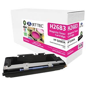Toner - HP - magenta - Q2683A - compatible JET TEC H2683
