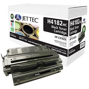 Toner - HP - schwarz - C4182X - rebuilt JET TEC H4182HC
