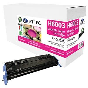 Toner - HP - magenta - Q6003A - rebuilt JET TEC H6003