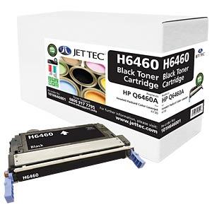 Toner - HP - schwarz - Q6460A - rebuilt JET TEC H6460