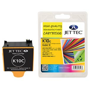 Ink - Kodak - color - 10 - refill JET TEC K10C