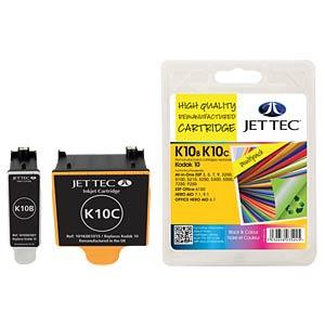 Tinte - Kodak - MP - 10 - refill JET TEC K10B/C
