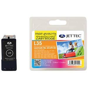Tinte - Lexmark - farbig - 24/29/35 - refill JET TEC L35