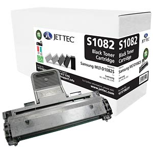 Toner - Samsung - black - D1082S - compatible JET TEC S1082