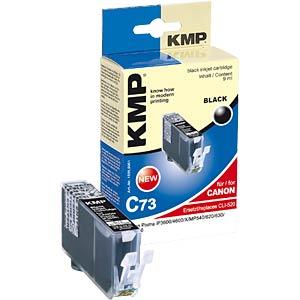 Tinte - Canon - schwarz - CLI-521 - refill KMP PRINTTECHNIK AG 1509,0001