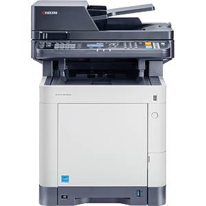 4-in-1 multifunction laser printer, colour with LAN, duplex KYOCERA 1102NV3NL0